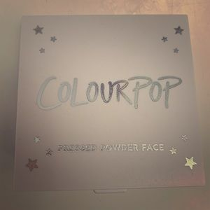 Colourpop Face Powder Magnetic Travel Compact